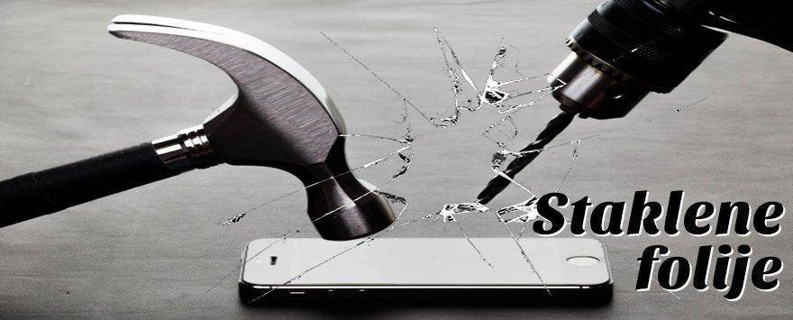 Staklene folije za mobilne